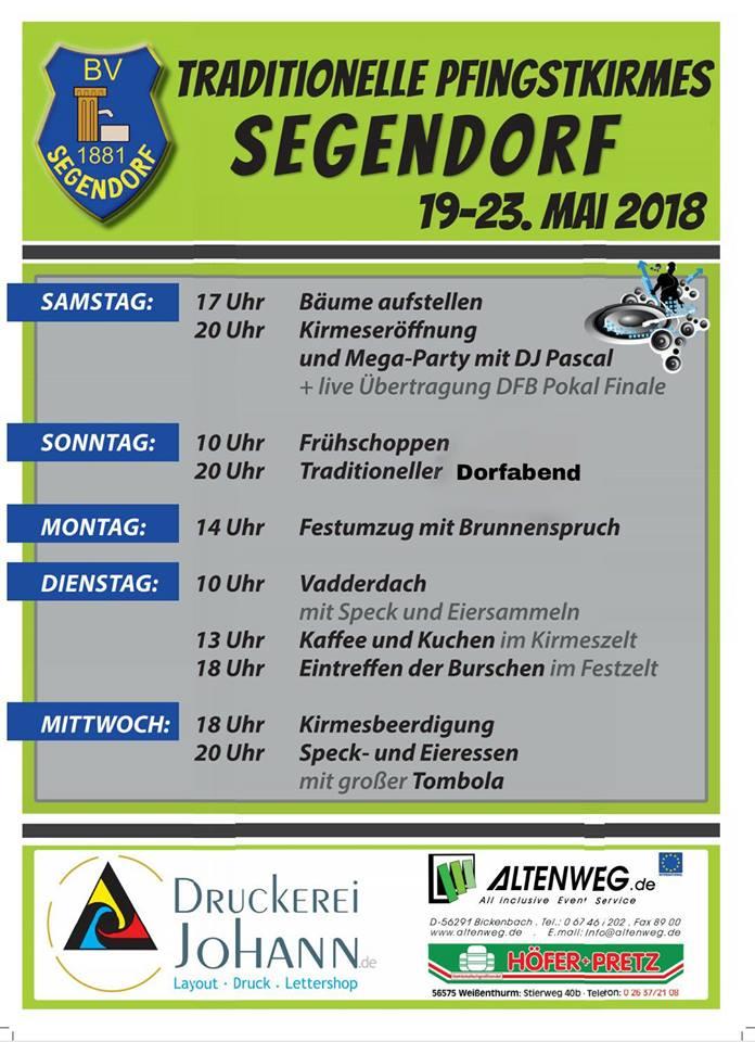 Pfingstkirmes 2018 @ Kirmesplatz Auwiese | Neuwied | Rheinland-Pfalz | Deutschland