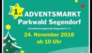 1. Adventsmarkt Segendorf @ Parkwald Segendorf