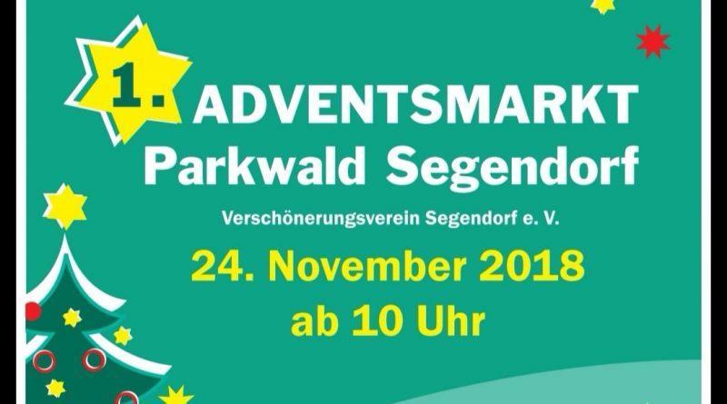 1. Adventsmarkt Segendorf
