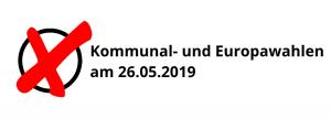 Kommunal- und Europawahl 2019