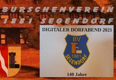 140 Jahre BV Segendorf